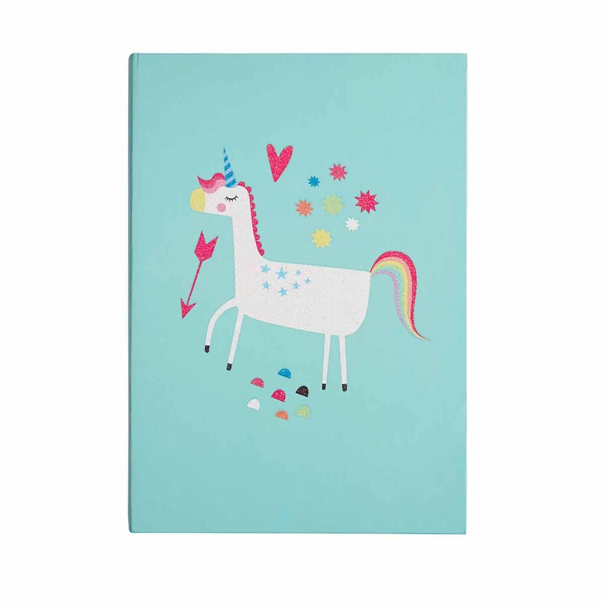 Unicorn Dreams Life Journal B5