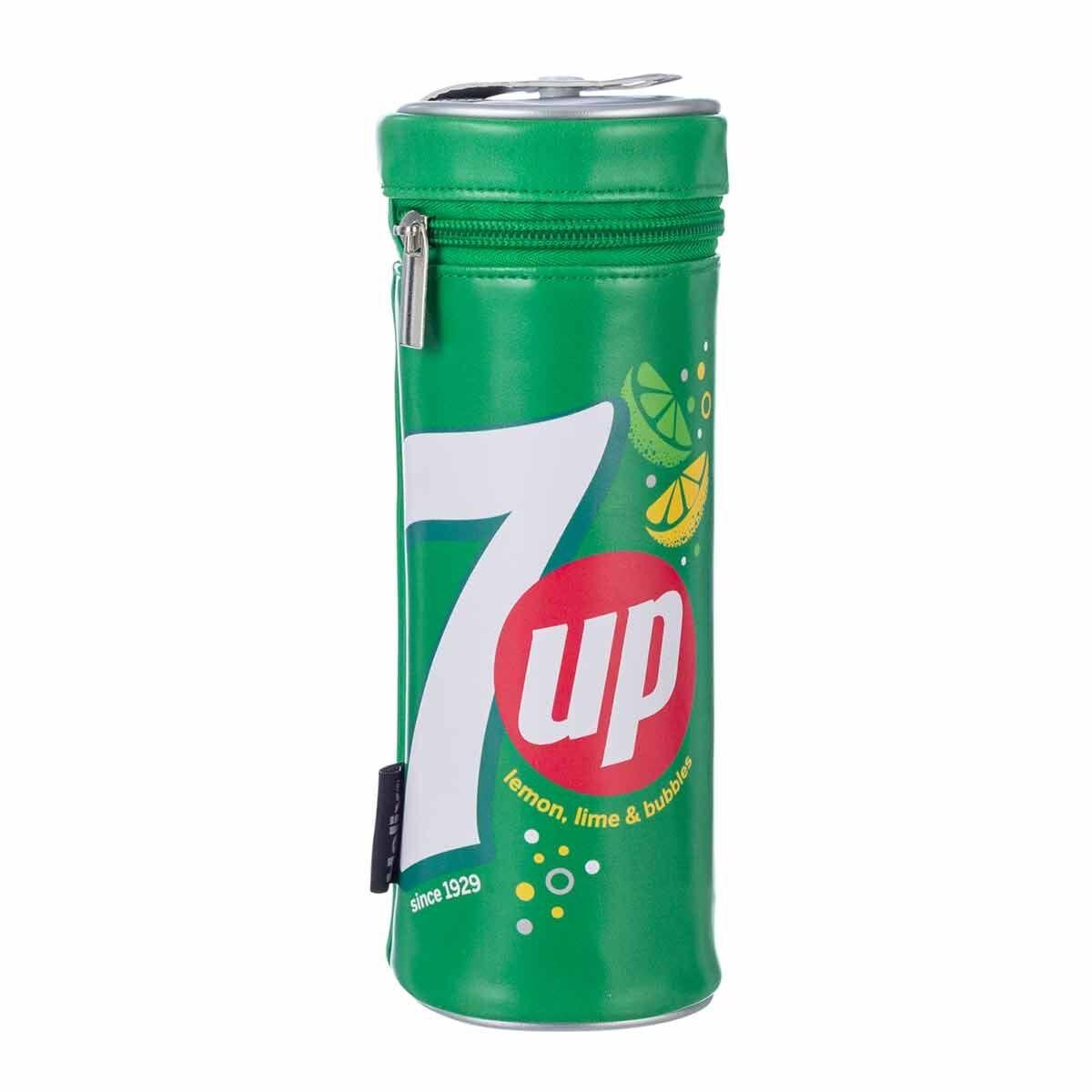 7UP Barrel Pencil Case