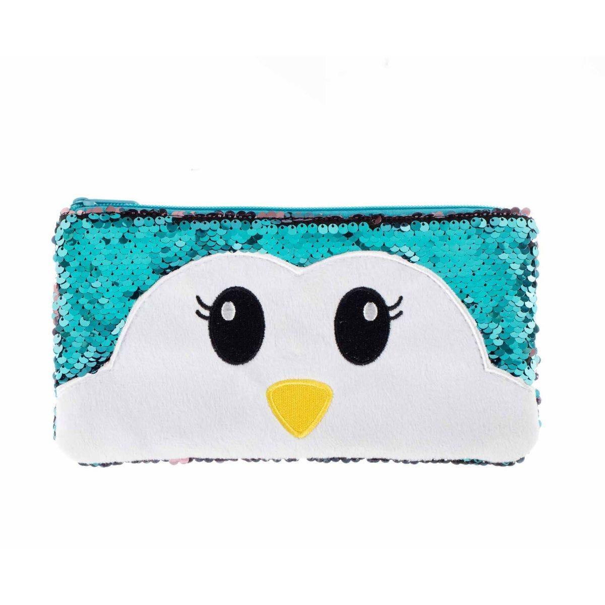 Animouth Penguin Pencil Case