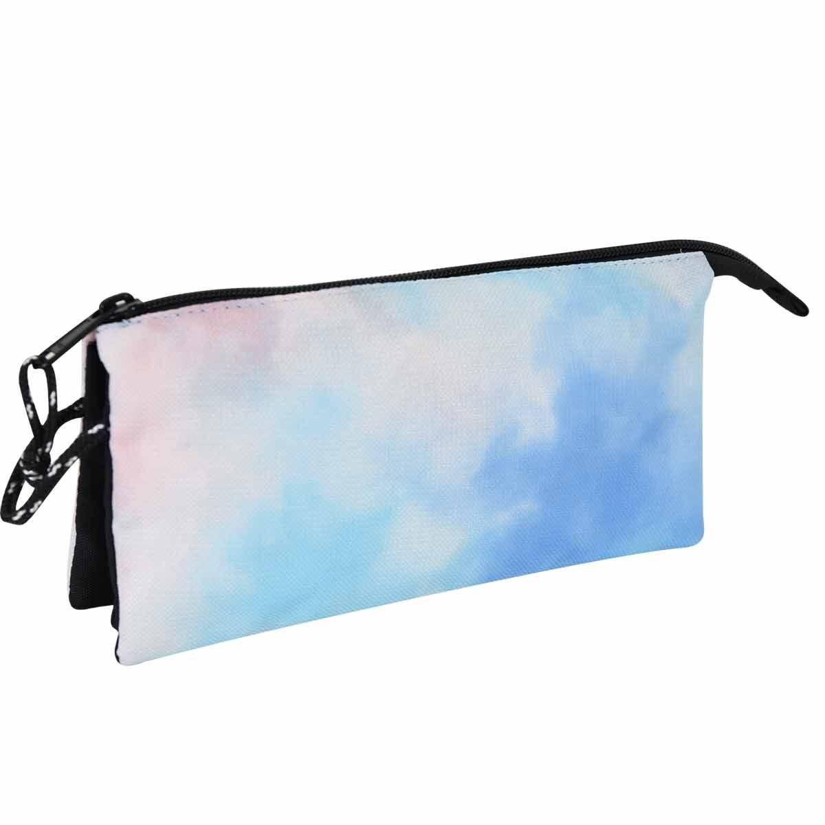 Ambar Sky Double Pencil Case