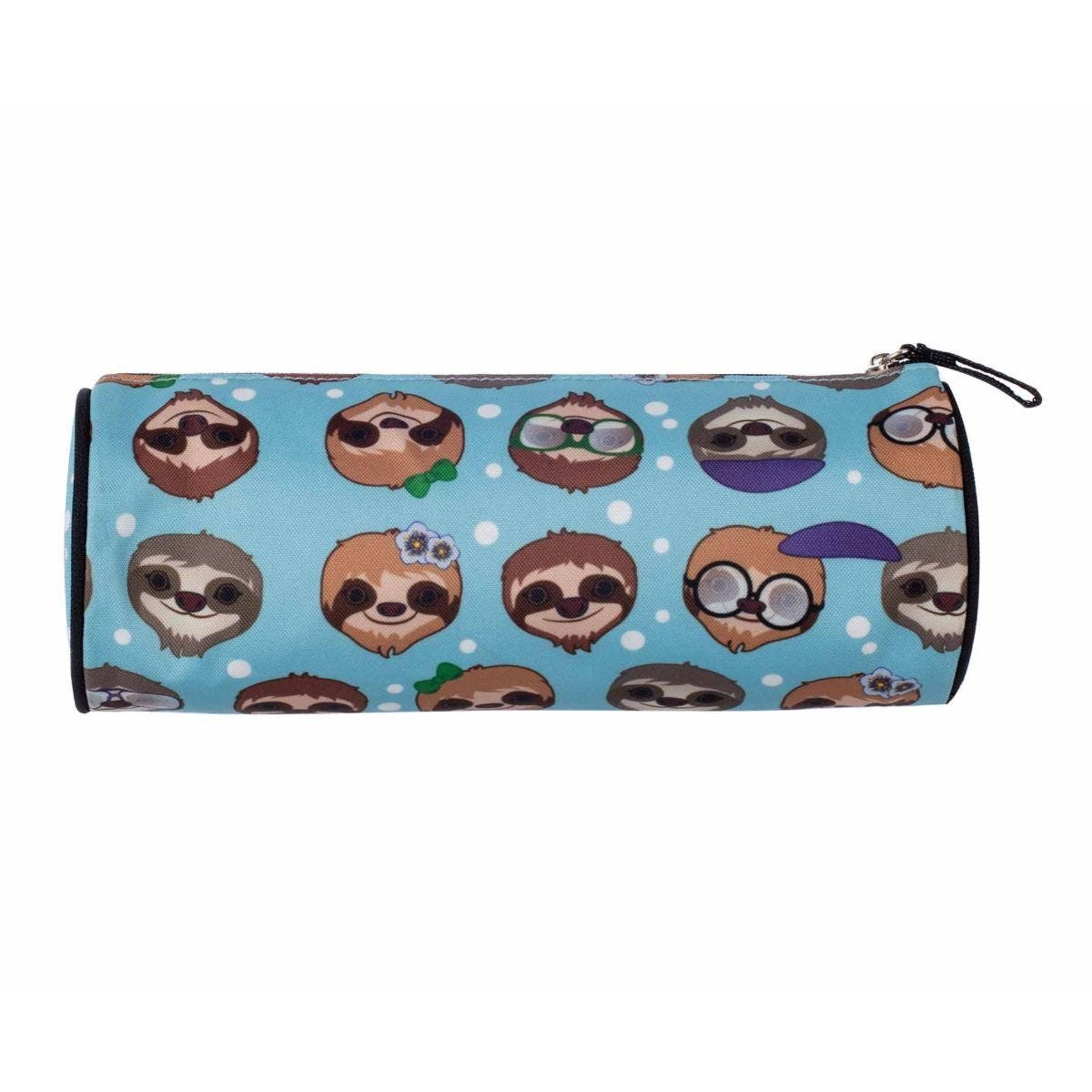 Emoji Sloths Pencil Case