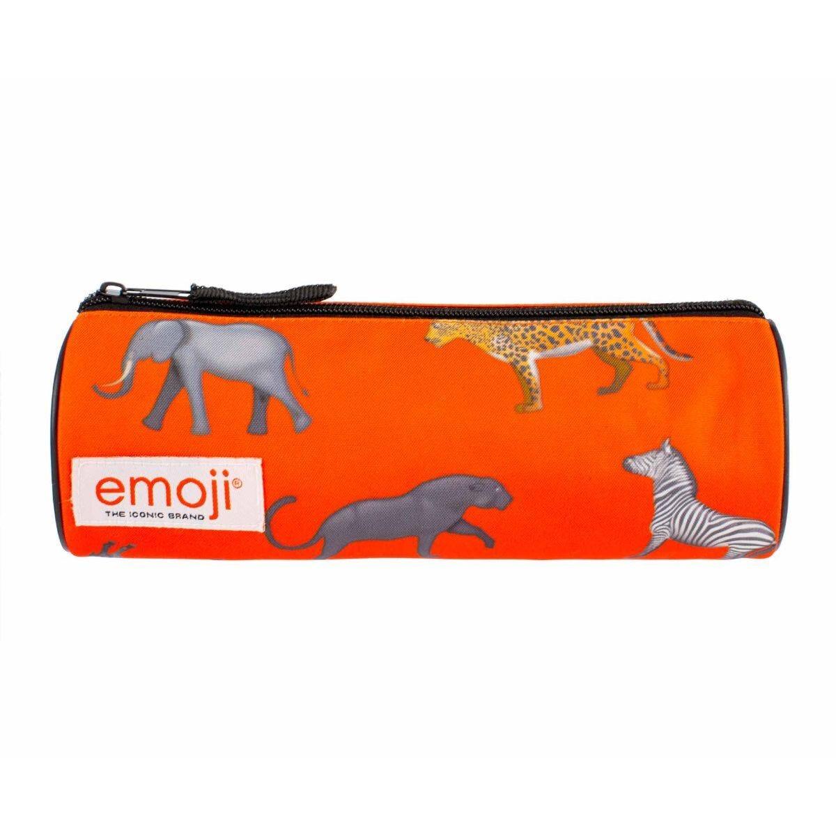 Emoji Wildlife Pencil Case