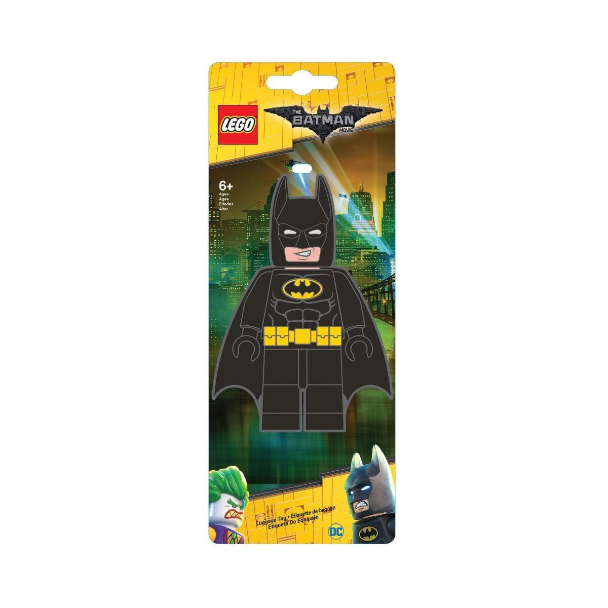 LEGO Batman and Friends Luggage Tag