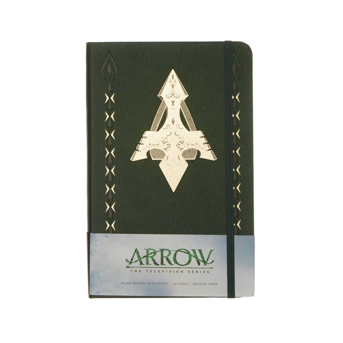 Arrow Ruled Journal