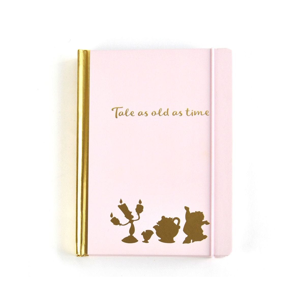 Beauty and the Beast Notebook A5