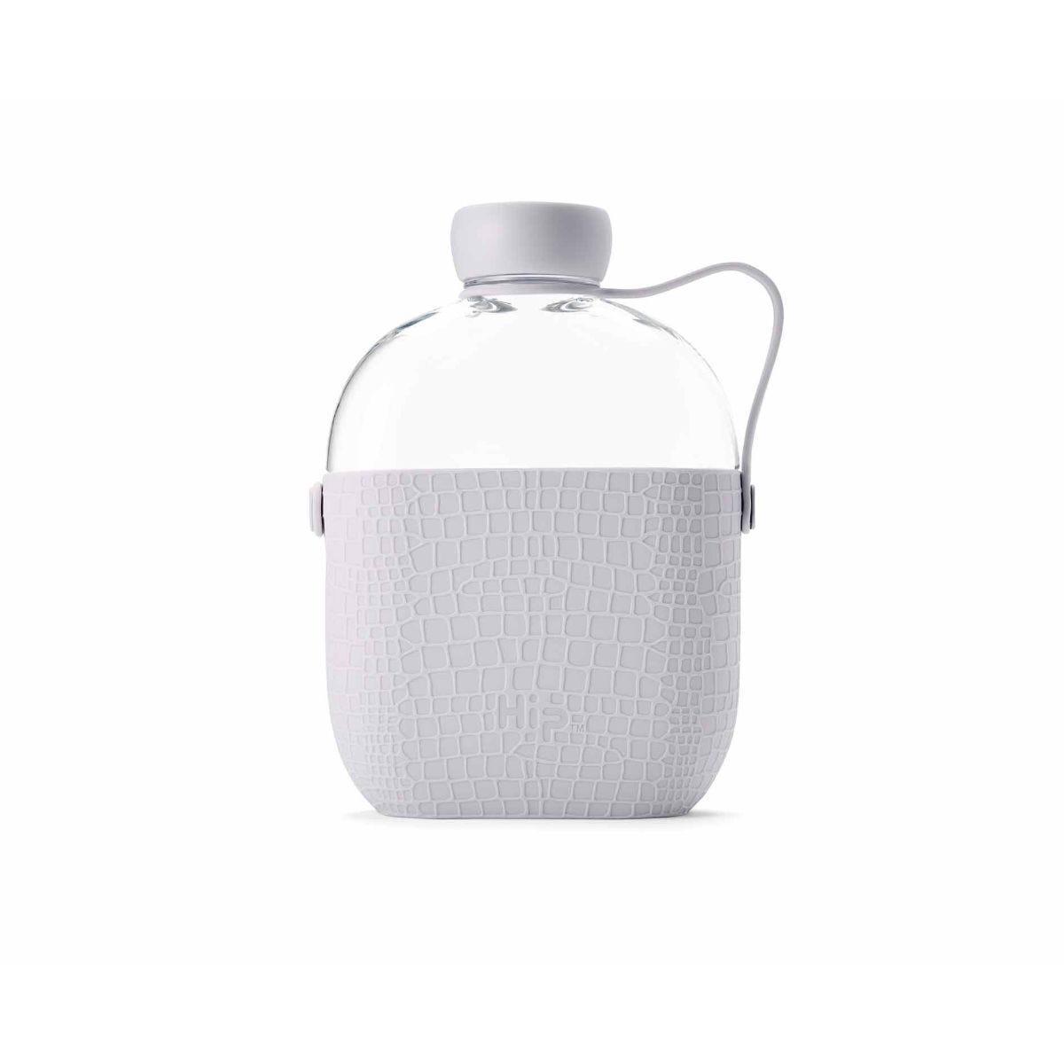 Hip Water Bottle 650ml Cloud Grey