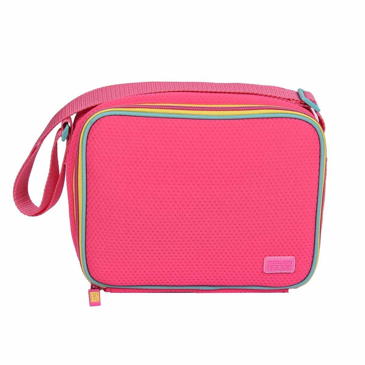 Polar Gear Active Munich Insulated Lunch Bag Pink