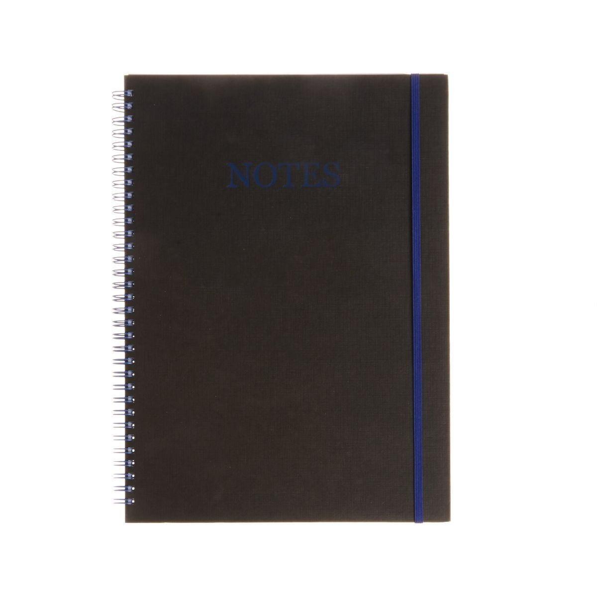 Blue Notes Wiro Notebook A4