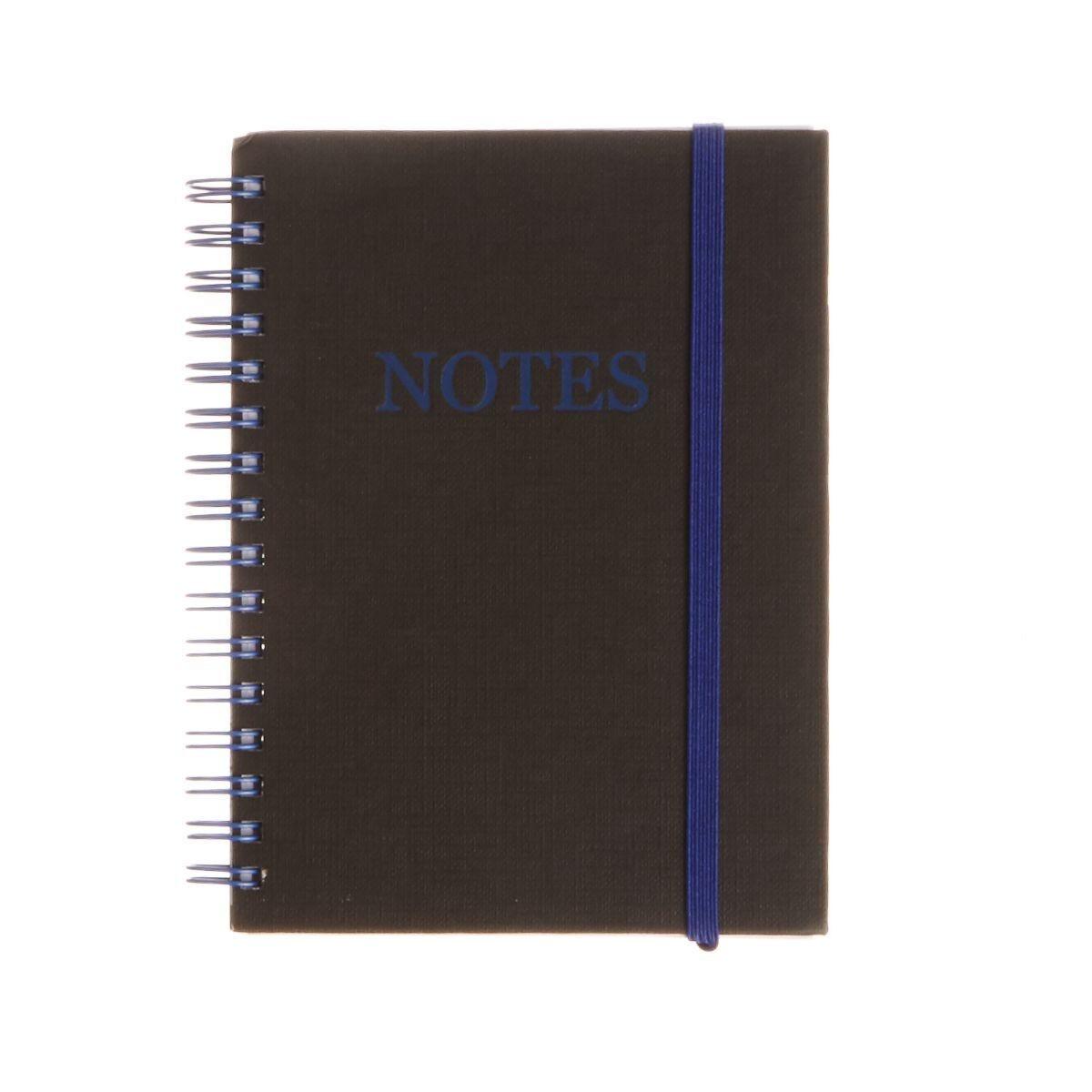 Blue Notes Wiro Notebook A5