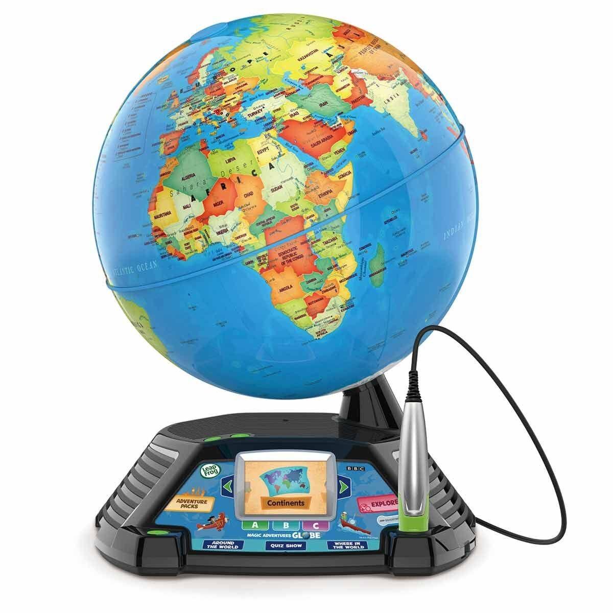 Leapfrog Magic Adventures Smart Globe