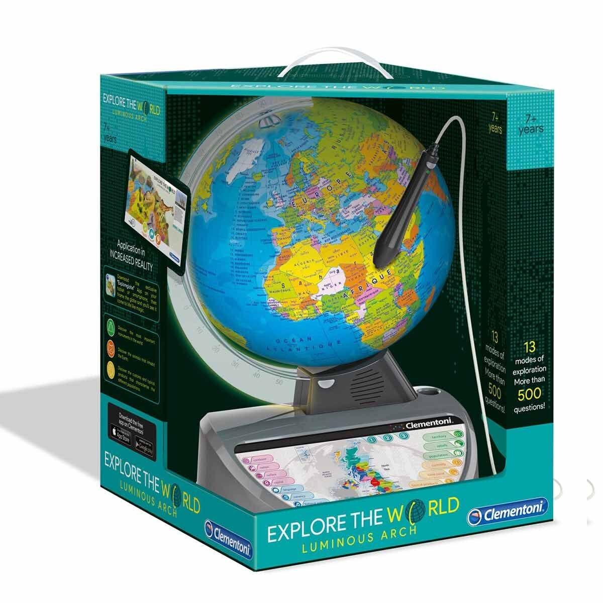 Clementoni Interactive Educational Globe