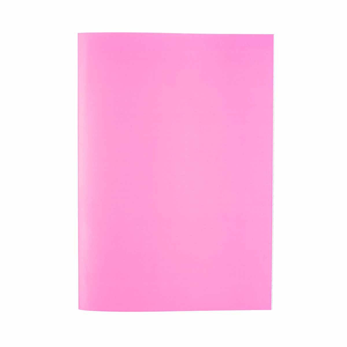 Exercise Book Ruled 80 Page Pink