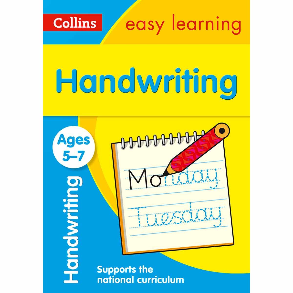 Collins Easy Learning KS1 Handwriting