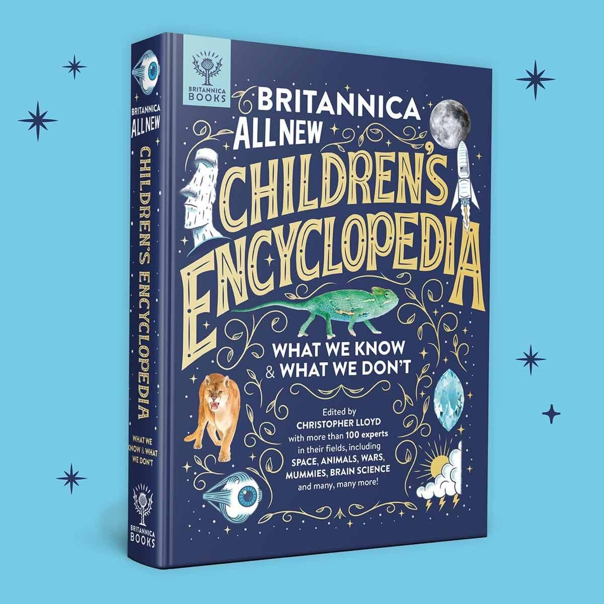 Britannica All New Childrens Encyclopedia