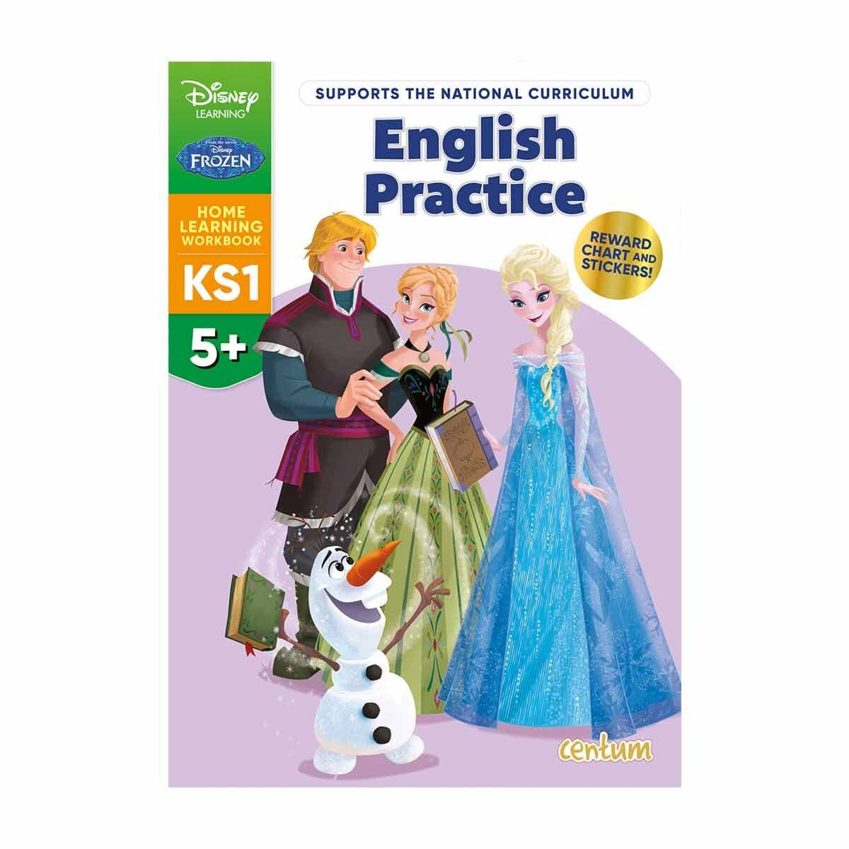Centum Disney Learning Frozen English Practice 5