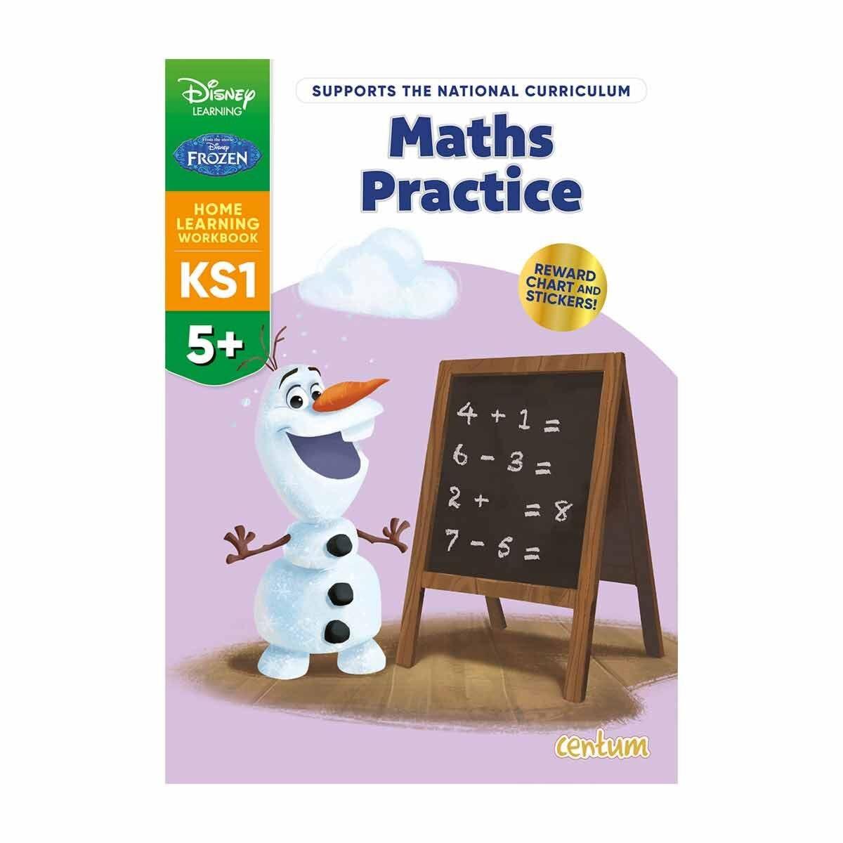 Centum Disney Learning Frozen Maths Practice 5