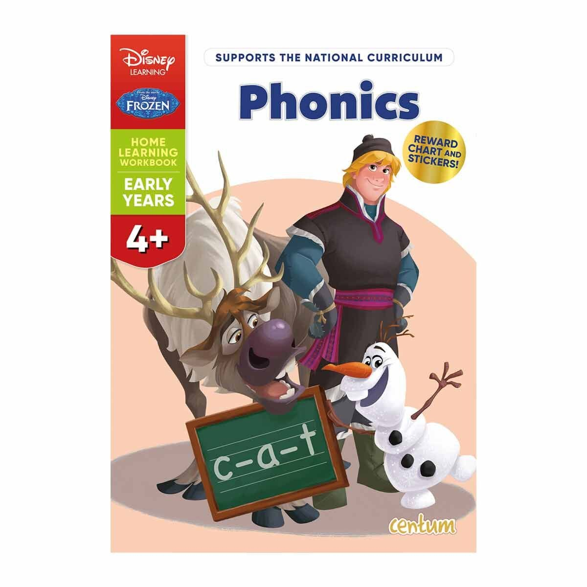 Centum Disney Learning Frozen Phonics 4