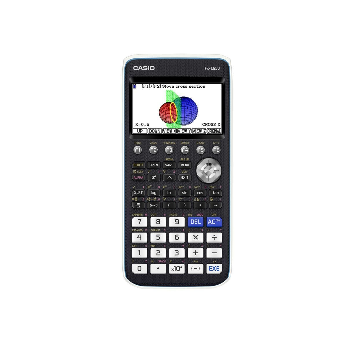 Casio CG-50 Graphic Calculator