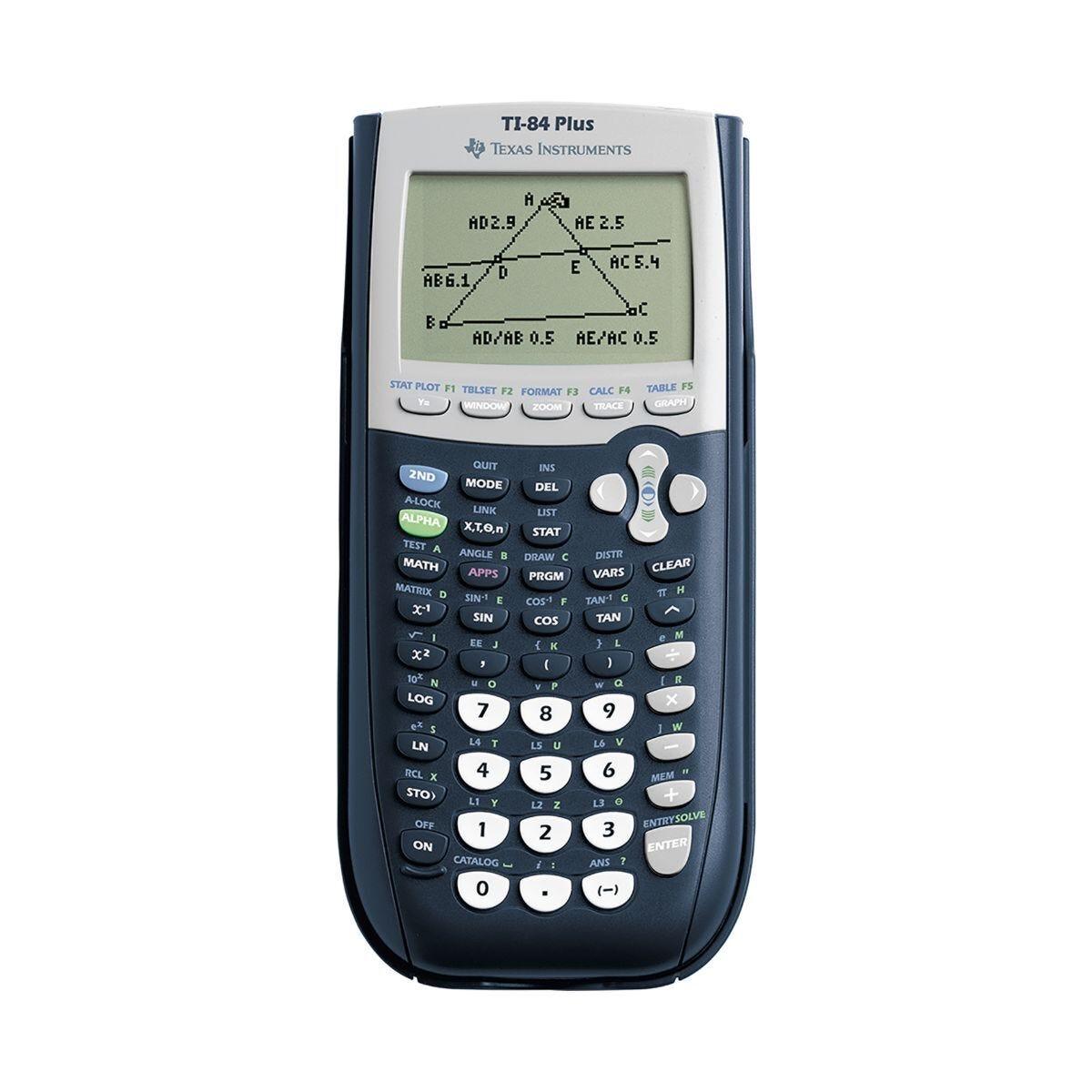 Texas TI-84 Graphic Calculator