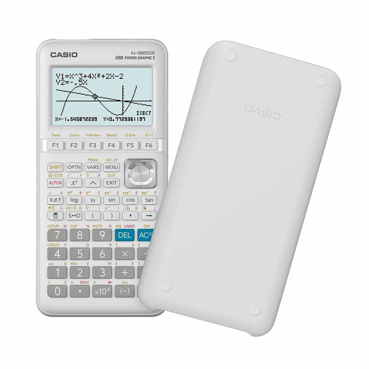 Casio FX-9860III Graphic Calculator