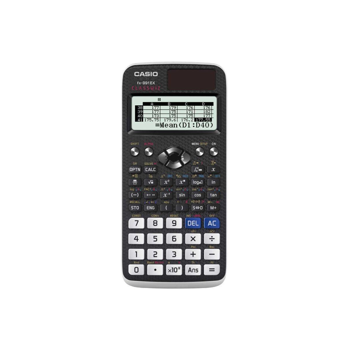 Casio Advanced Scientific Calculator FX-991EX
