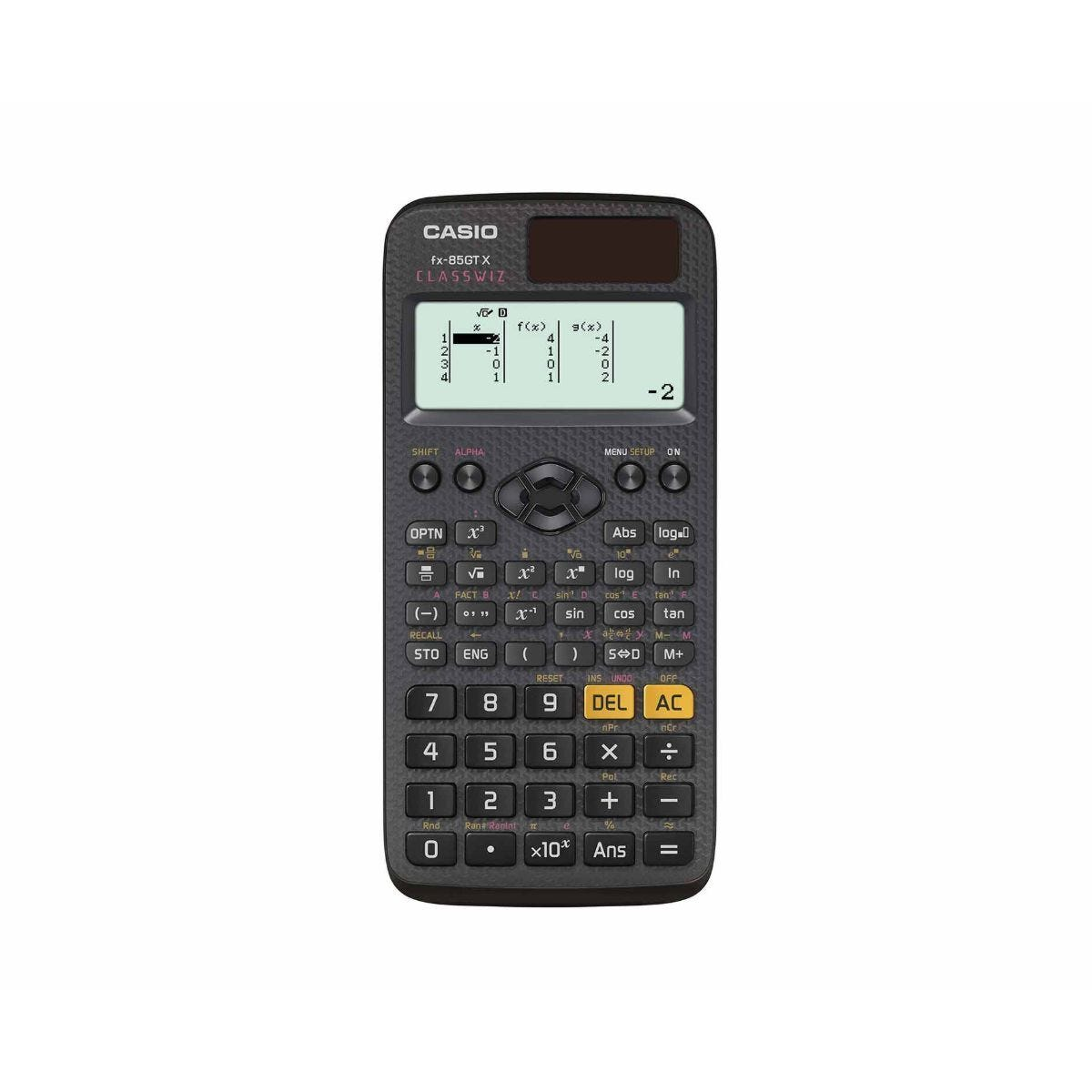 Casio FX-85GTX Calculator Black