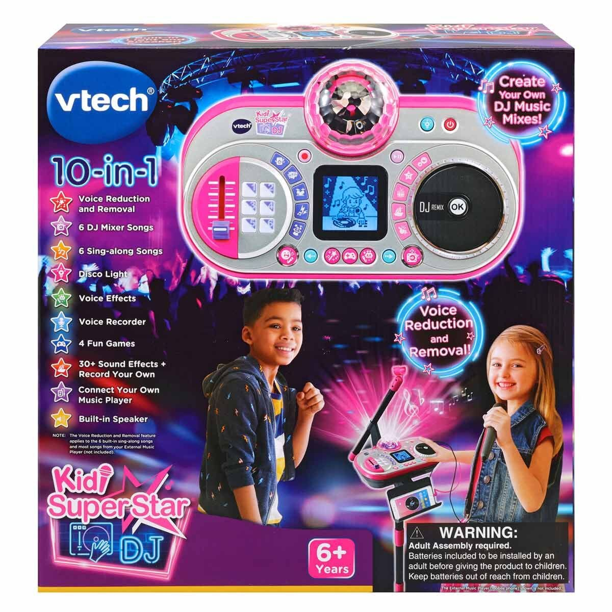 VTech Kidi Superstar DJ Set