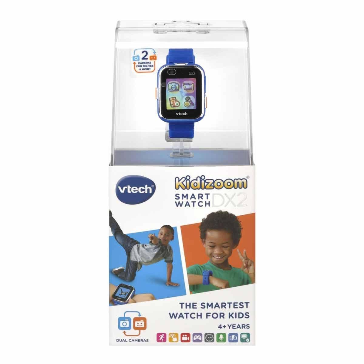 Vtech Kidizoom Smart Watch DX2 Blue