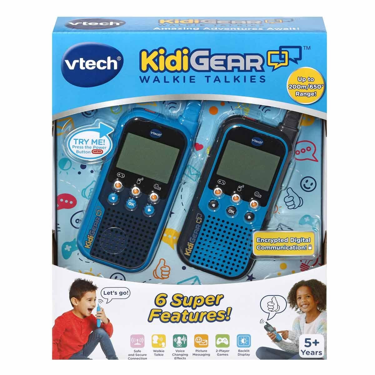 Vtech KidiGear Walkie Talkies