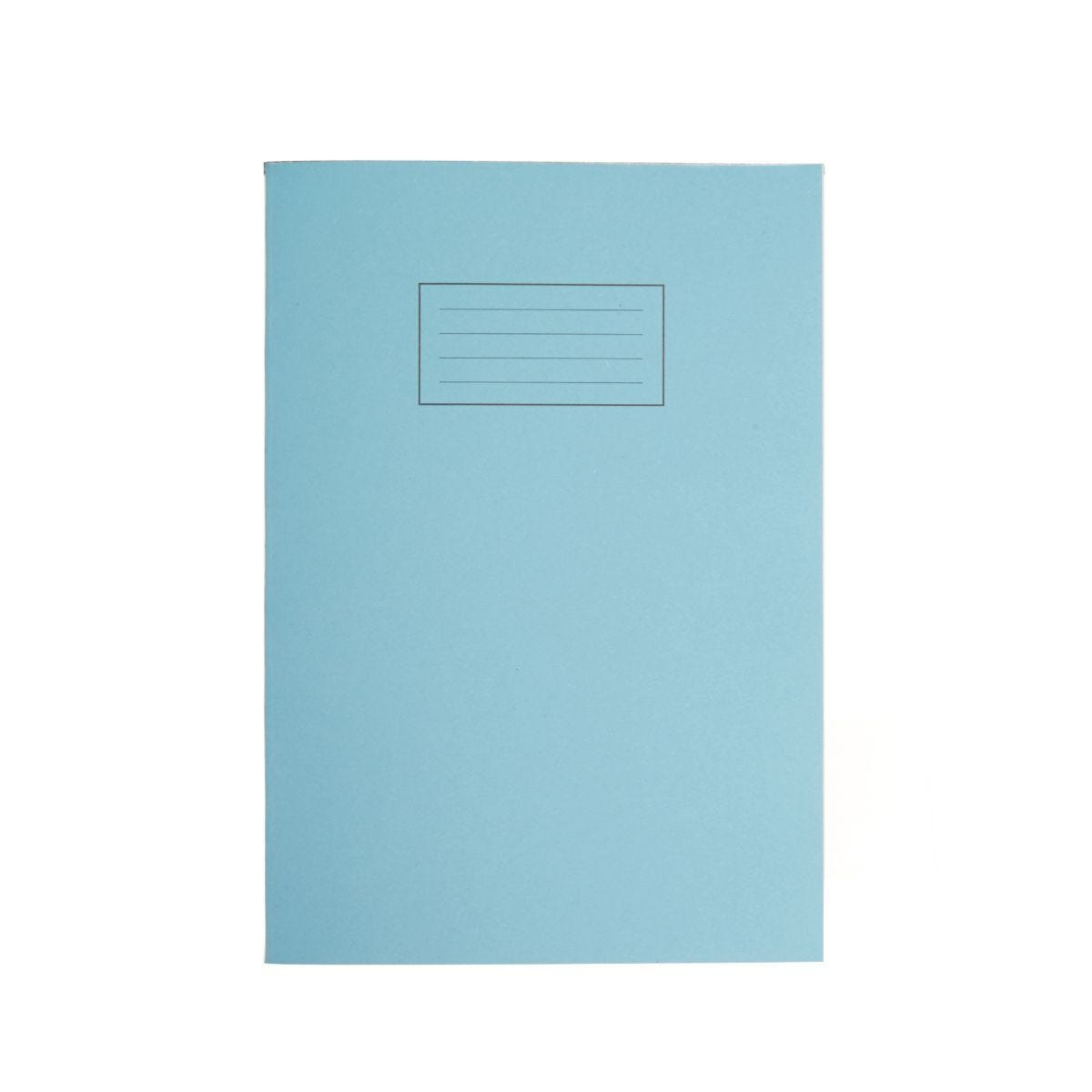 Exercise Book A4 80 Page Plain 75gsm