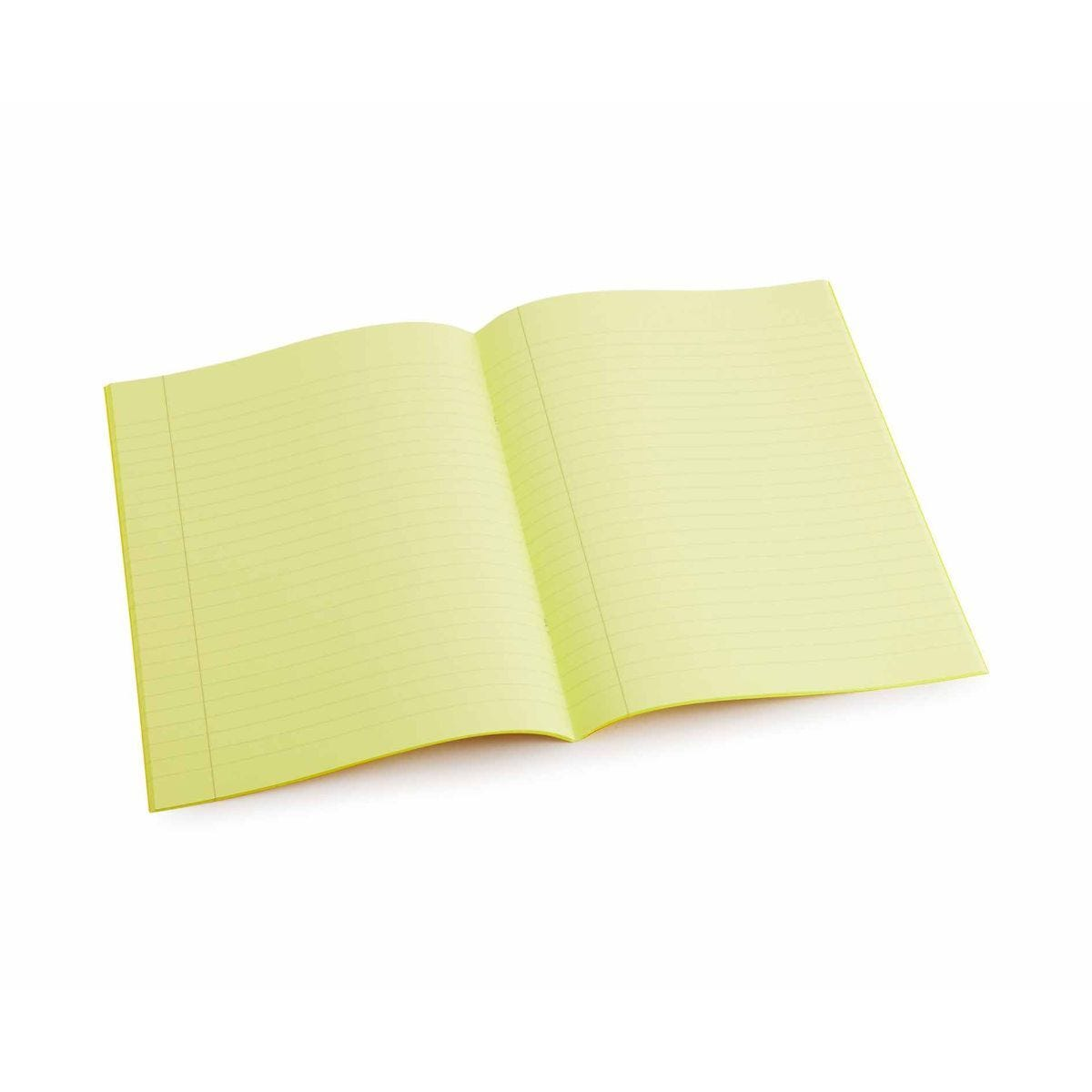 Tinted Exercise Books Lined A4 10mm