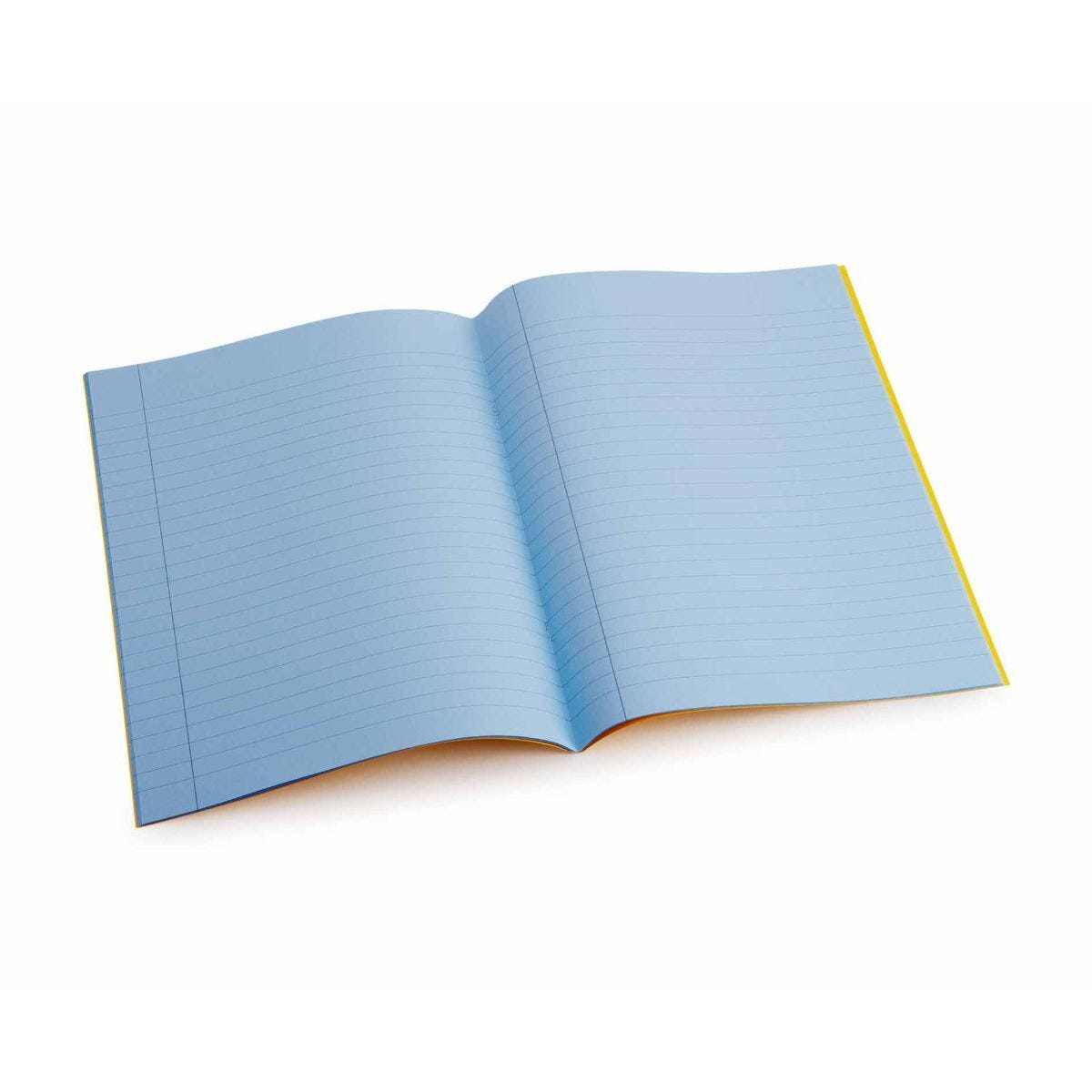 Tinted Exercise Books Lined A4 10mm Sky Blue
