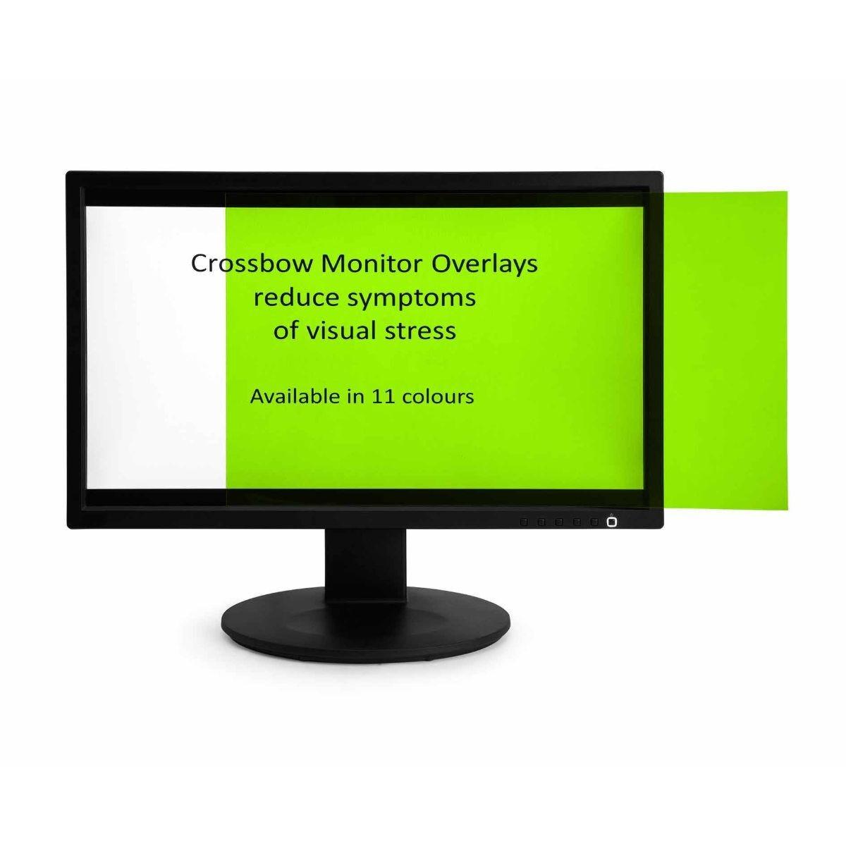 Monitor Overlay Widescreen 21.5 Celery