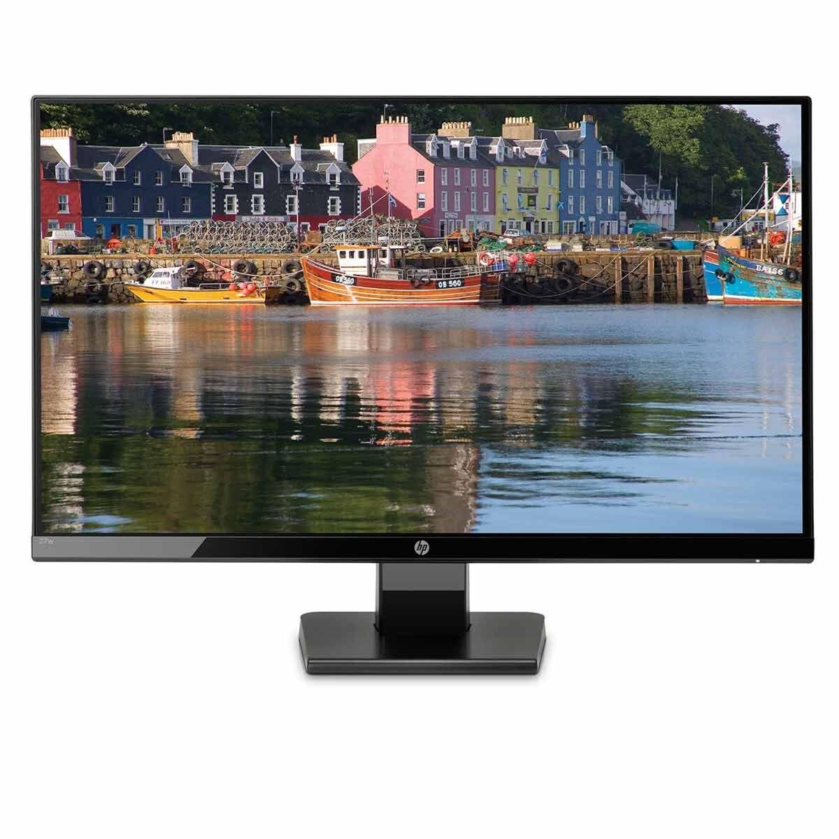 HP 27 Inch Full HD Monitor