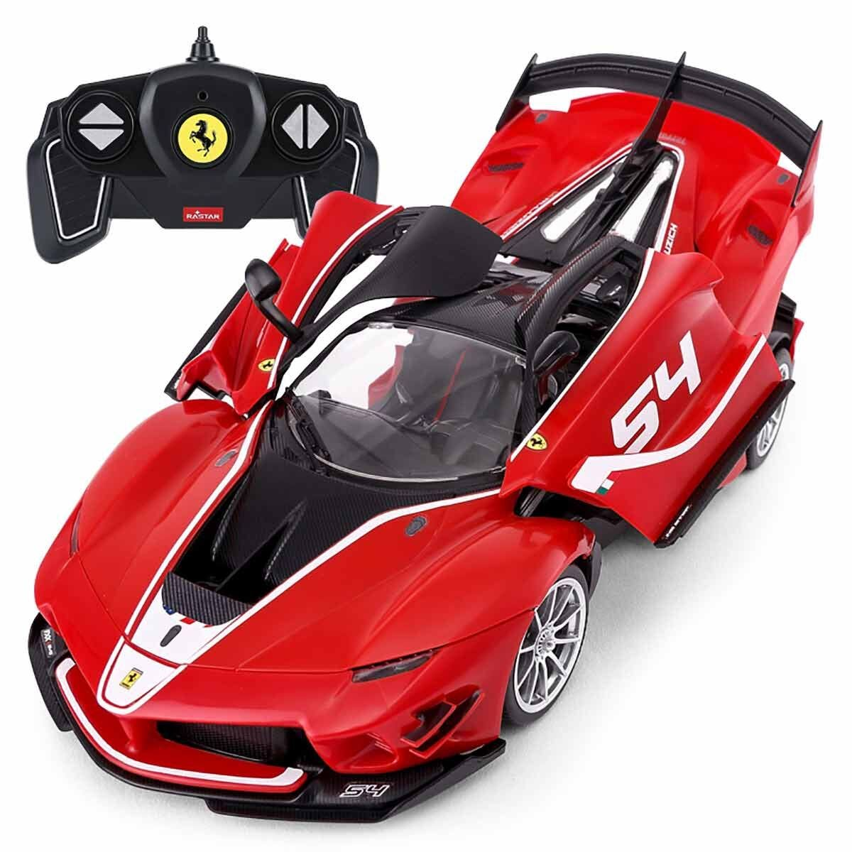 Rastar Radio Control Ferrari Building Kit