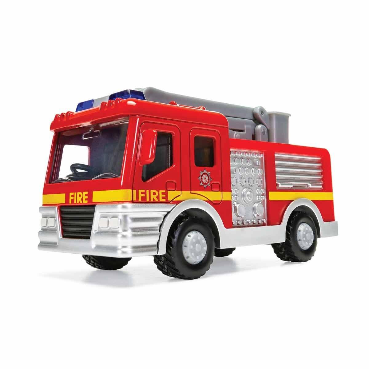 Corgi Chunkies Fire Crane Truck