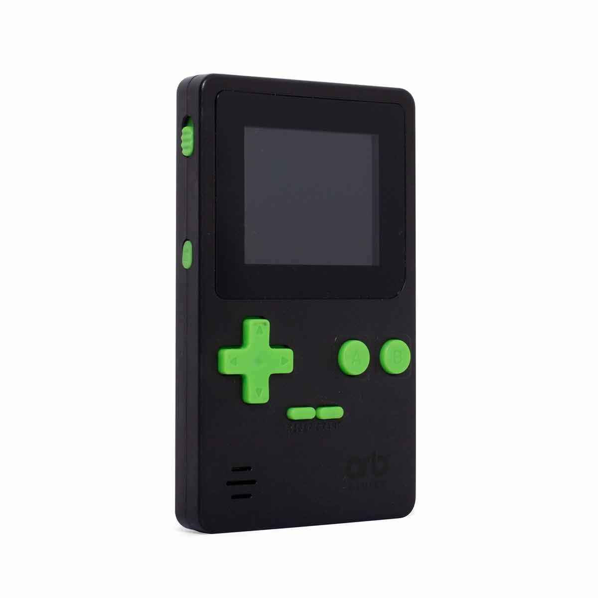 Retro Handheld Arcade Game Console Black