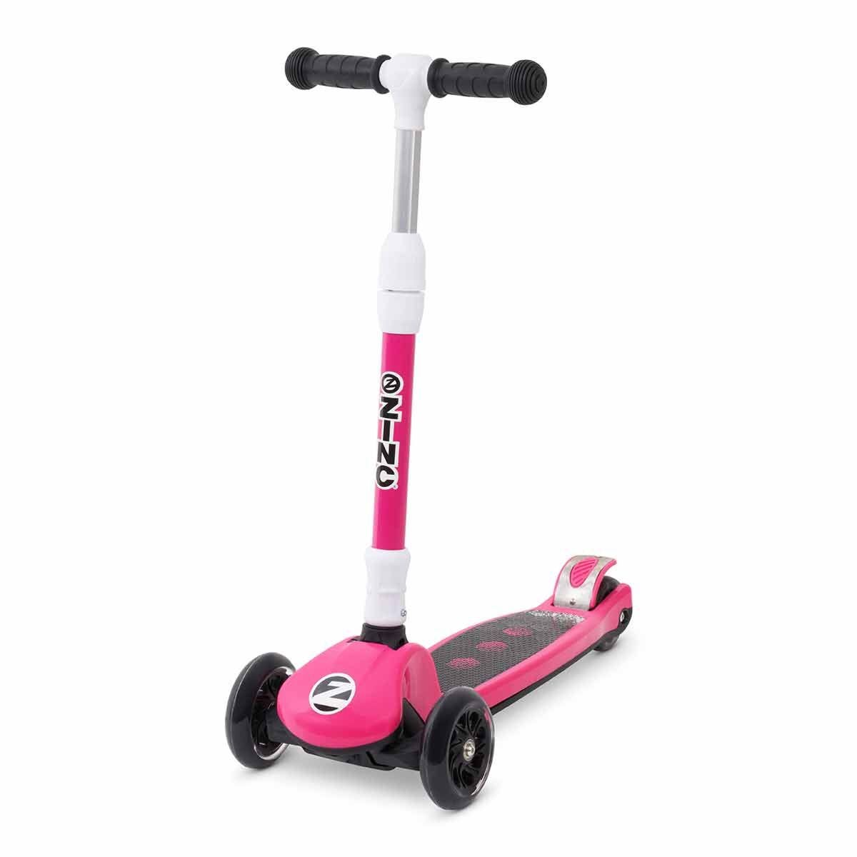 Zinc T Motion Tri Scooter Pink