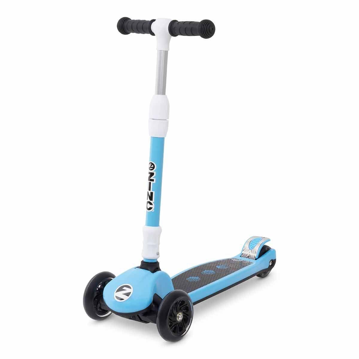 Zinc T Motion Tri Scooter Blue