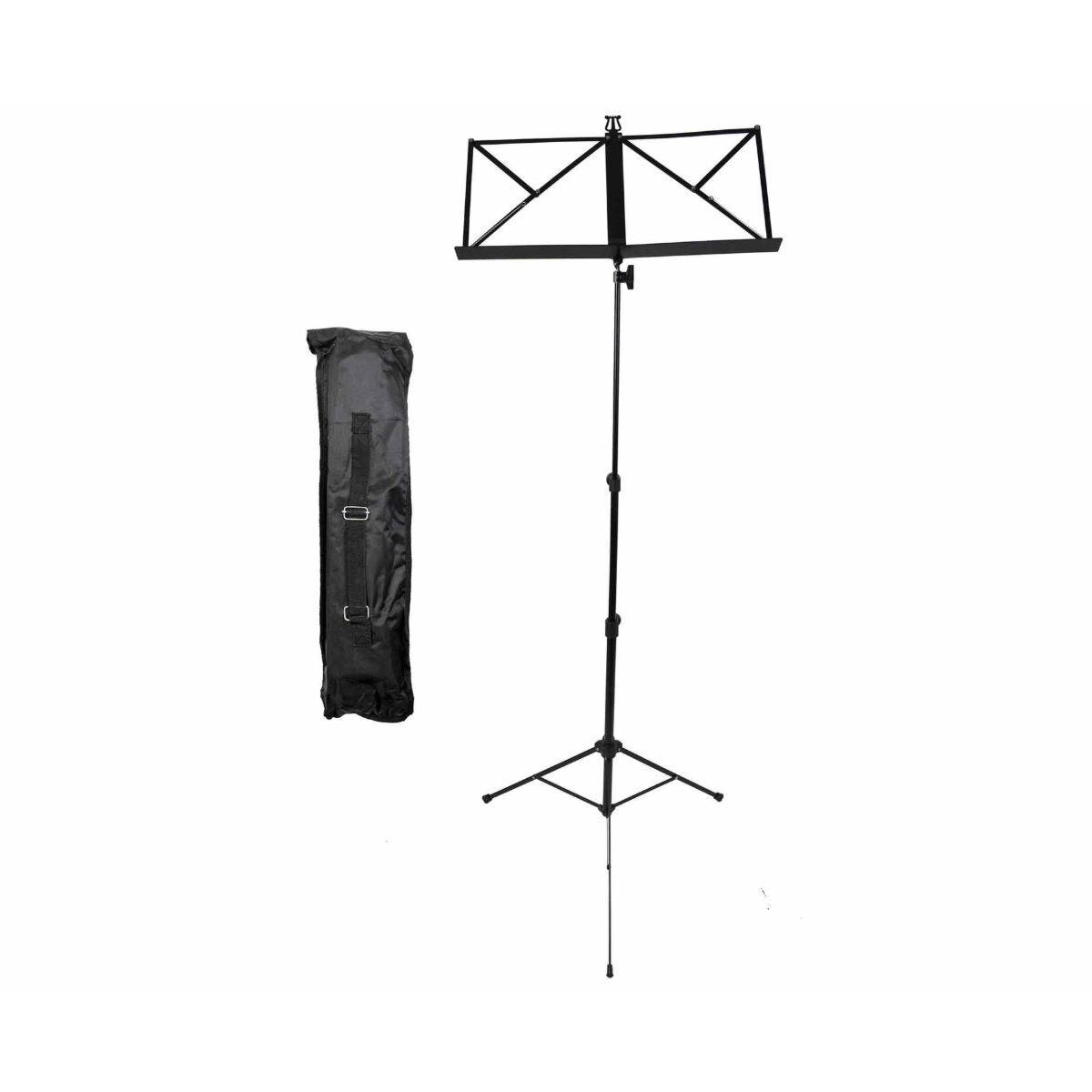 Rocket Folding Music Stand with Carry Bag