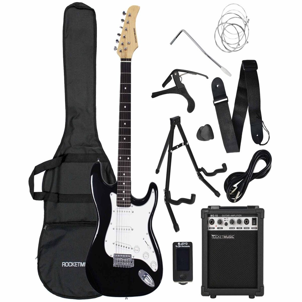 Rocket Full Size Electric Guitar Starter Kit