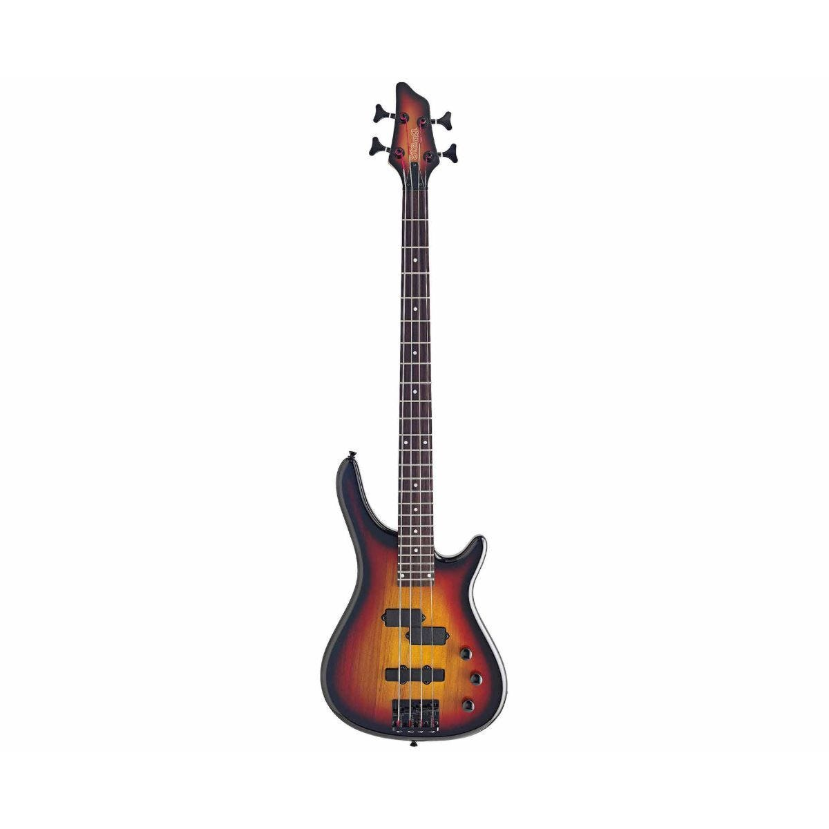 Stagg BC300 4 String Electric Bass Guitar Sunburst