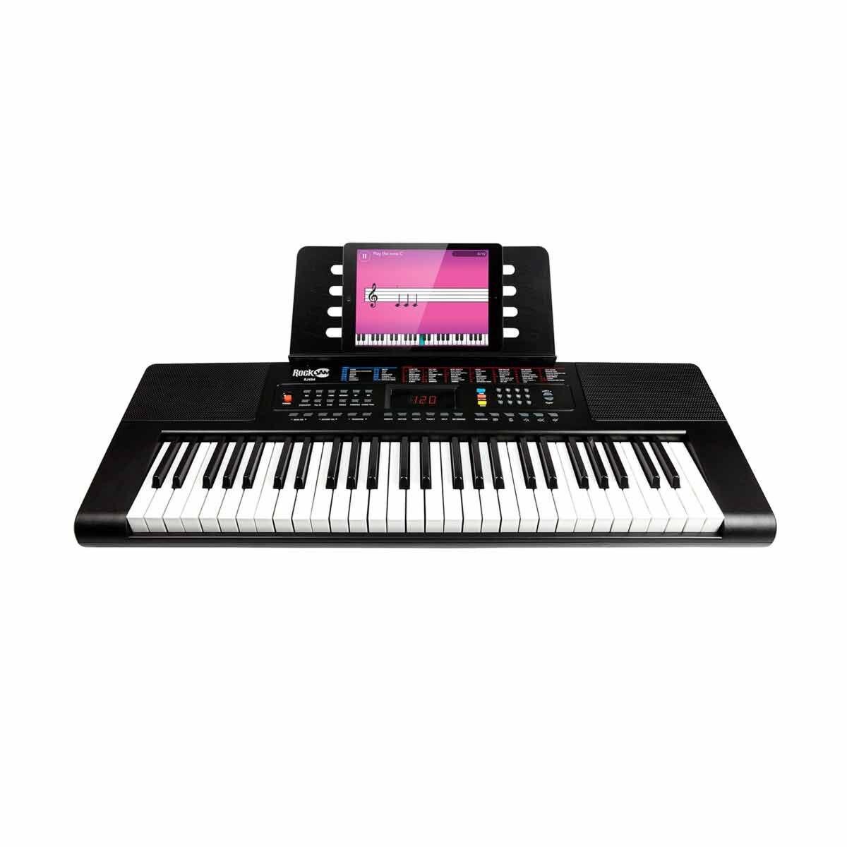 RockJam 54 Key Music Keyboard