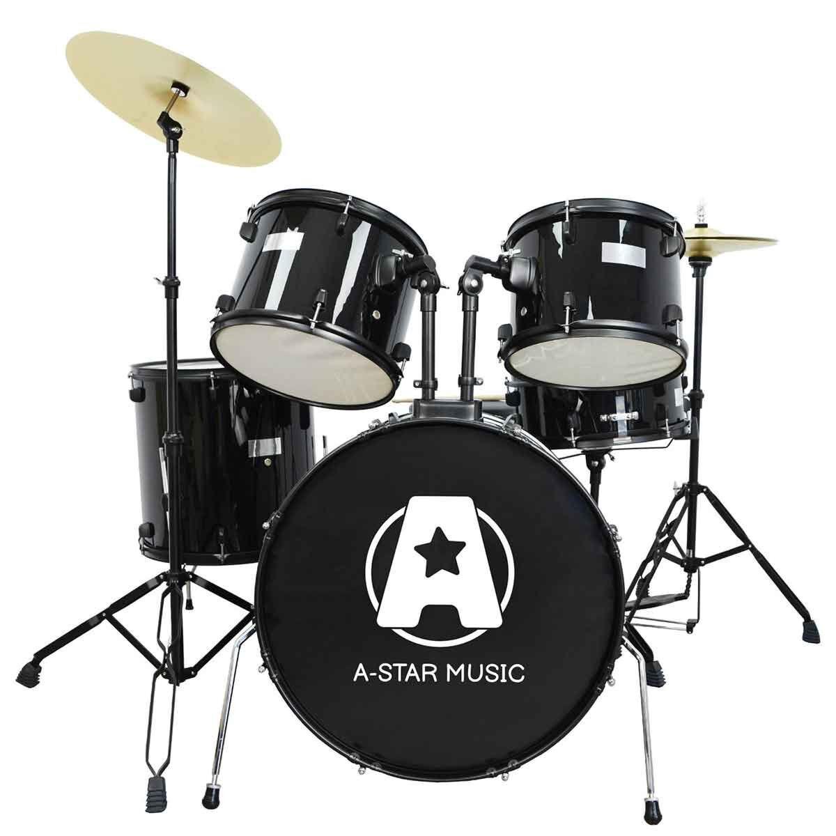 A-Star Rocket 5 Piece Drum Kit
