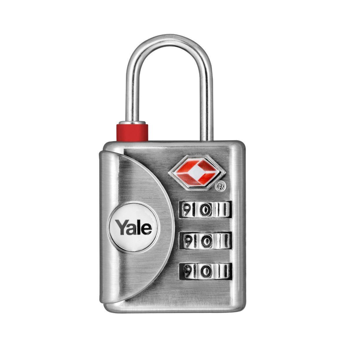 Yale TSA Lock with Inspection Indicator