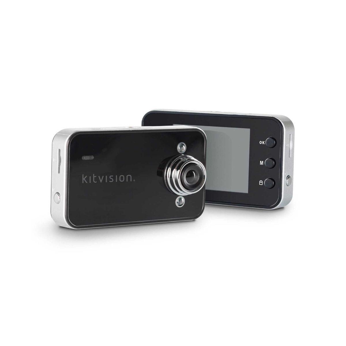 Kitvision KVDASHCAM 720p HD Dash Camera