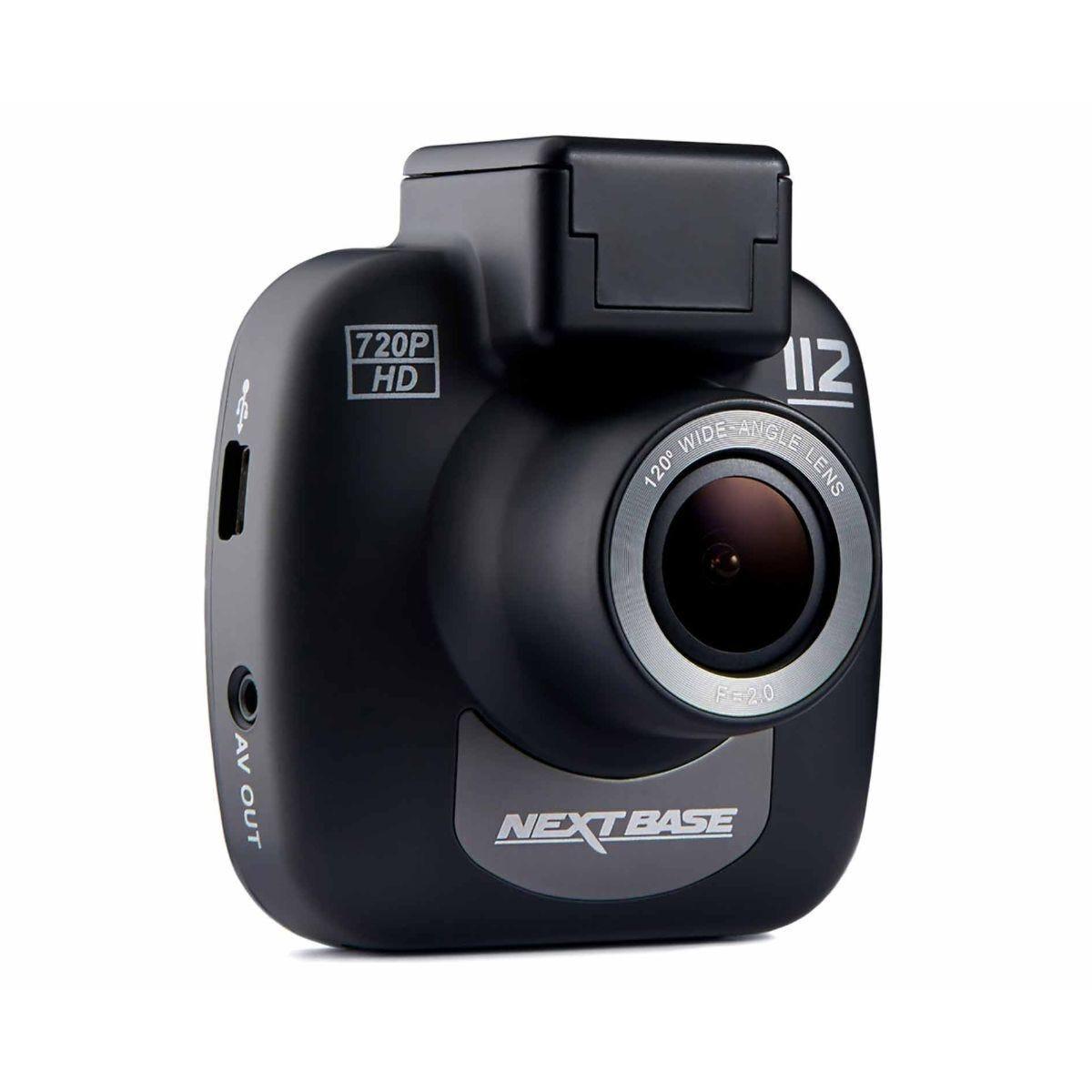 Nextbase 112 Dash Camera 720p HD