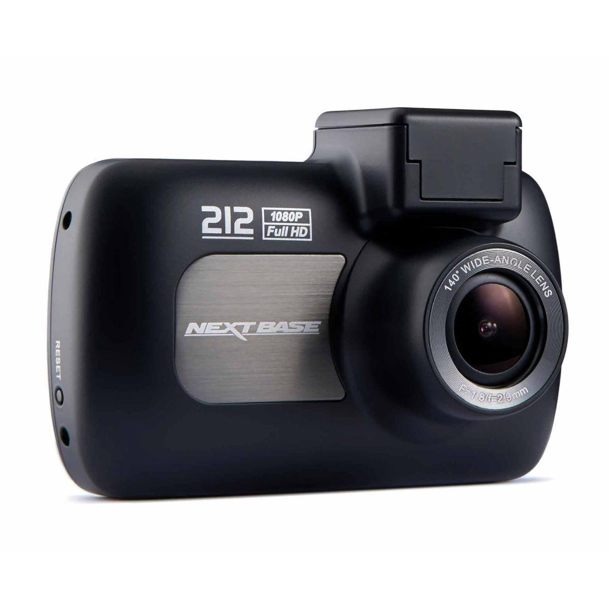 Nextbase 212 Lite Dash Camera 1080p HD