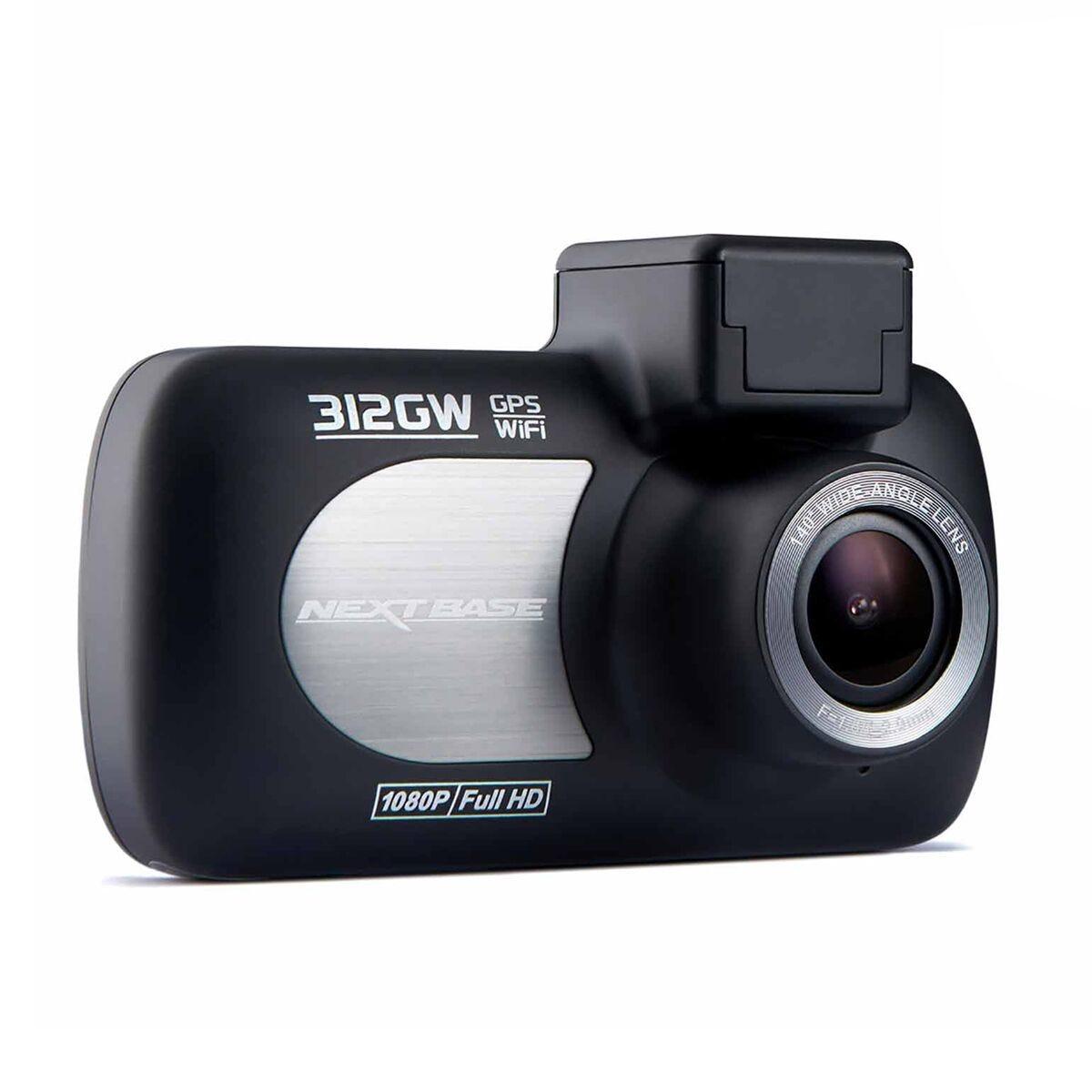 Nextbase 312GW Deluxe Dash Camera Built in WiFi 1080p HD