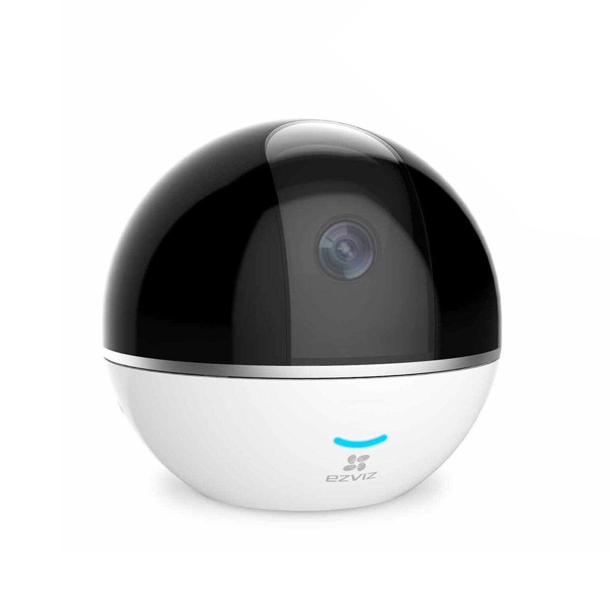 EZVIZ Full HD Wi-Fi Indoor Smart Home Security Camera with Motion Tracking and Pan/Tilt